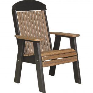 Classic-Poly-Bench-Antique-Mahogany-Black