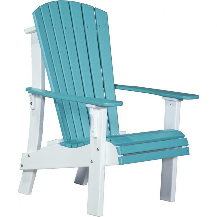 RACABW Royal Adirondack Chair Aruba Blue White 1