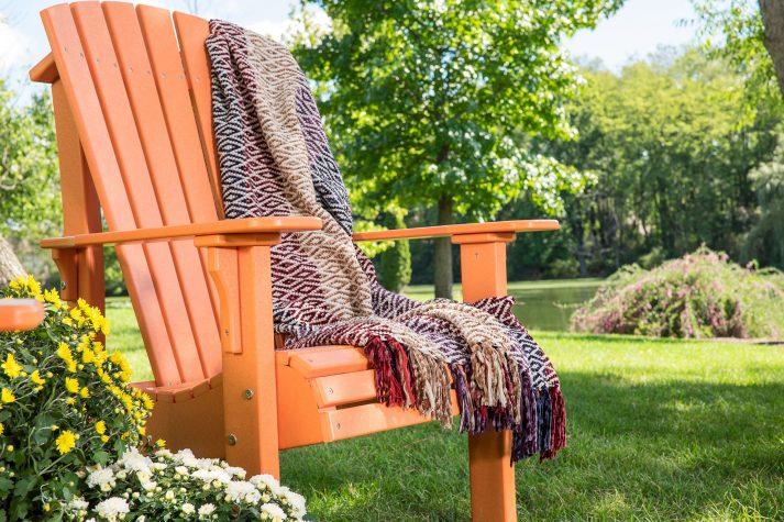 Royal Adirondack Chair Tangerine 2
