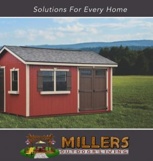 Storage building catalog for buildings near Austintown OH.